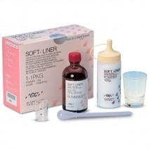 Soft Liner Intro Pack Resina 100gr. polvo + 100gr. líquido