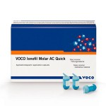 Ionofil Molar AC Quick Cemento Ionómero de Vidrio 48 Cápsulas