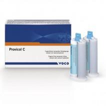 Provicol C Cemento Provisional 2 Cartuchos 65gr.