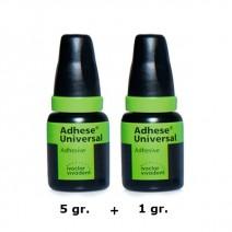 AdheSe Adhesivo Universal Promo Pack Botellas 5gr.+1gr.