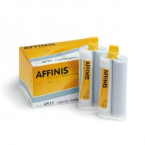 Affinis Regular Body Silicona 2 Cartuchos 50 ml.