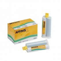 Affinis Light Body Silicona 2 Cartuchos 50ml.