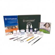 TopCeram Mini Kit Gel Cerámico Alúmina