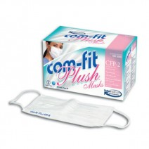 Com-Fit Plush CFP-2 Mascarillas Blancas 50 uds.