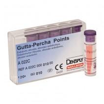 Puntas de GuttaPercha ISO 120uds.
