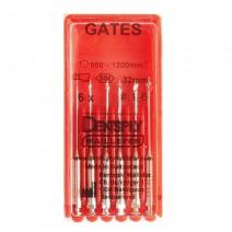 Fresas Gates 19mm. 6u