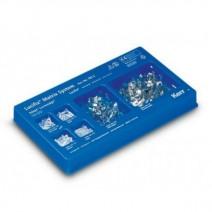 Lucifix Kit Matrices Transparente 45 uds + 60 Cuñas