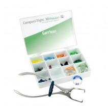 Composi-Tight 3D Fusion Matrices Seccionales Kit Intro 150uds.