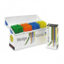 WANDS CU?AS PLASTICO C/MANGO KIT SURTIDO 400u.
