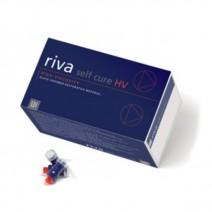 Riva Self Cure HV Cemento Ionómero 50 cápsulas