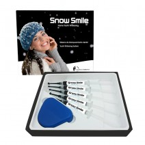 Snow Smile Kit 16% Blanqueamiento En Casa 4 Jeringas 3ml.