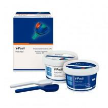 V-Posil Putty Fast Silicona de Adición Bote 2x450 ml.
