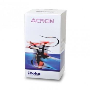 Acron Resina Termoplástica 25mm 6 Cartuchos 16gr.