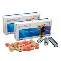 Biocetal Resina Termoplástica Acetal 25mm 9 Cartuchos 4gr.