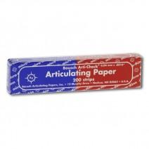 Papel Articular BK 80 azul/rojo 40 micras