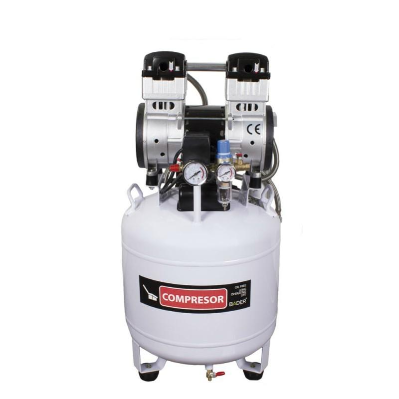 Sd12 8gl compresor de aire 50l de bader - Compresor de aire precio ...