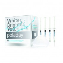 PolaDay 6% Blanqueador Mini Kit 4 Jeringas 1,3g.