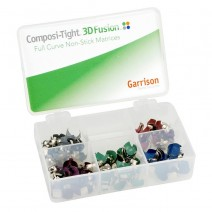 Composi-Tight 3D Fusion Matrices Seccionales Kit Estándar 420 uds.