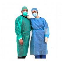Bata Estéril para la Protección del Paciente 50 uds.