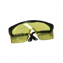 Gafas de Protección Envolvente Naranja