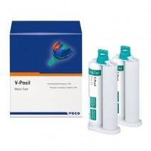 V-Posil Silicona de Adicción Mono Fast 2x50 ml.