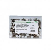 Cepillos Profilaxis Nylon Rosca 100uds.
