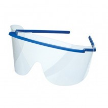 Kit Gafas de Protección Ligeras 20 Viseras + 3 Monturas