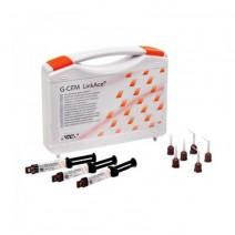 G-Cem Linkace Kit A2 Cemento Definitivo 3 Jeringas 4,6 gr.