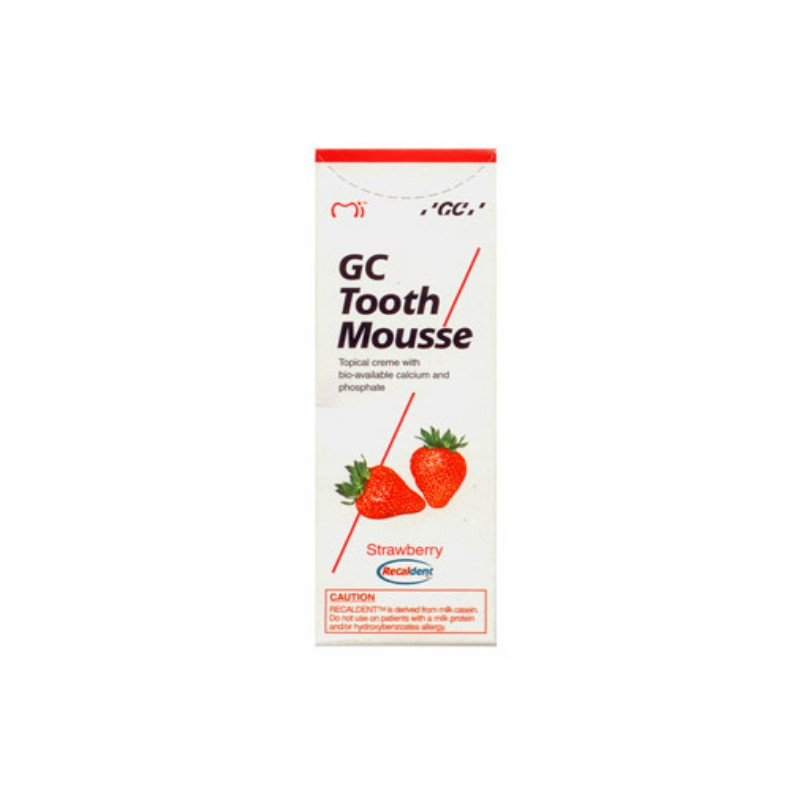Tooth Mousse Pasta Dental Remineralizante Pack 10 Tubos