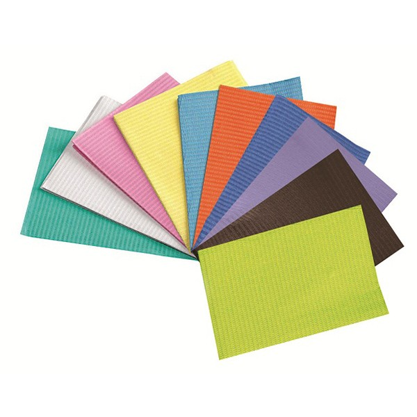 Monoart Towel Up! Servilletas Papel-Plástico Colores 500uds.