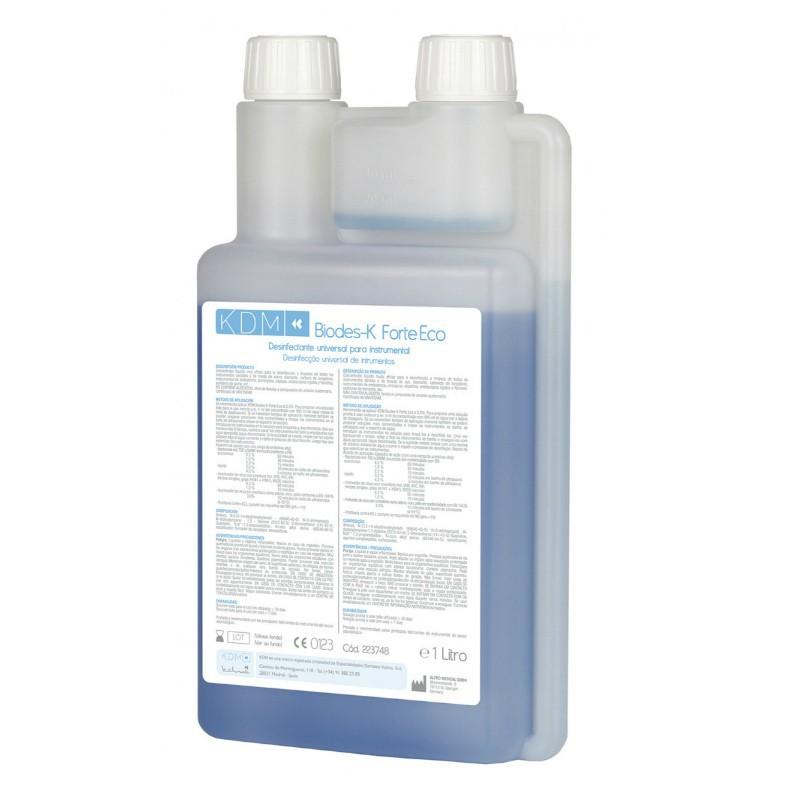 Biodes K Forte Eco Desinfectante Concentrado 1L KDM