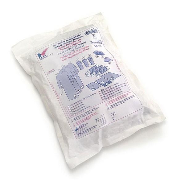 Set estéril de protección para cirugía e implante Medicaline