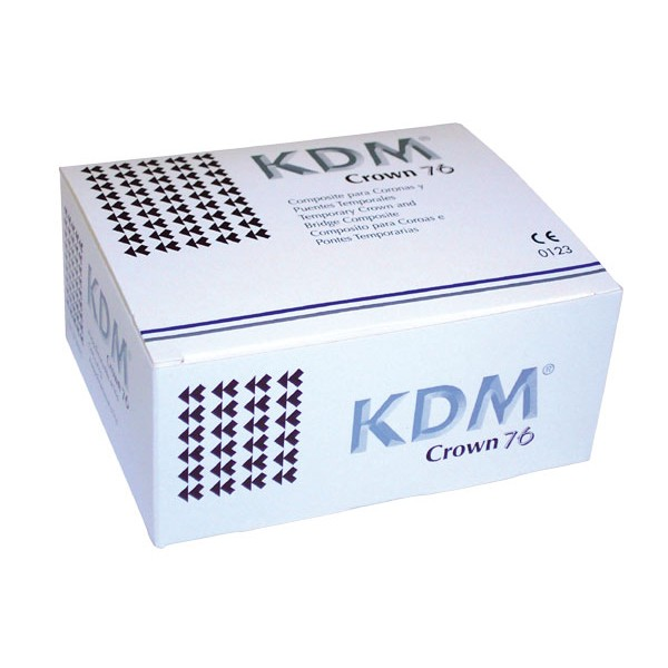 KDM Crown A3 Composite Cartucho 76gr.