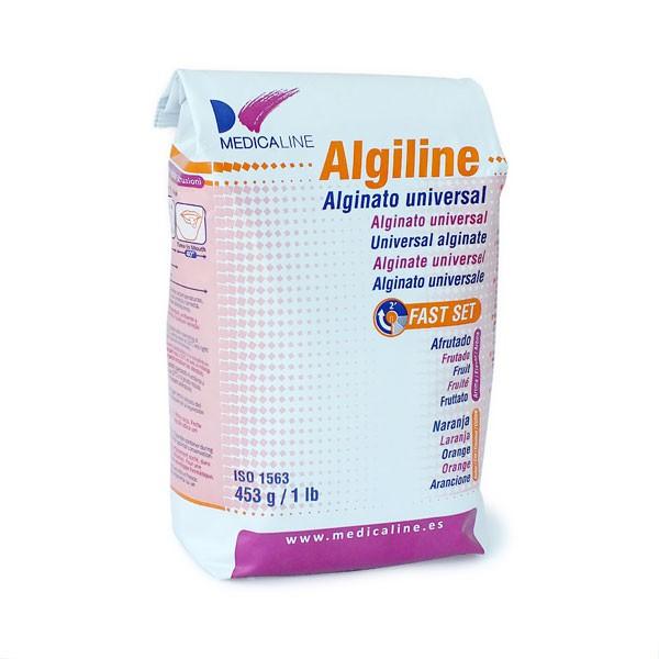 mAlgiline Alginato Rápido/Normal Naranja Sabor Frutas