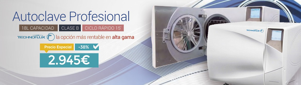 Autoclave Profesional