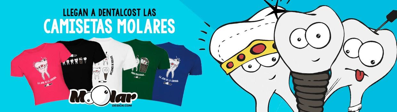 Camisetas Molares