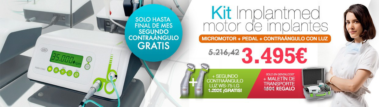 Kit Motor Implantes